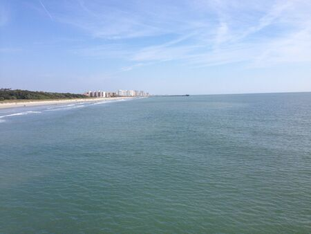 grand strand: View from the Pier