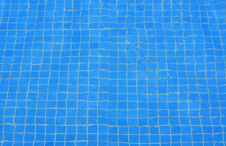 Blue pool water Stock Photo - 9922330