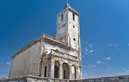 church ruins, Cabo de Gata  photo
