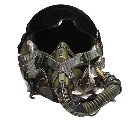 fighter pilot: Combatiente de casco de piloto
