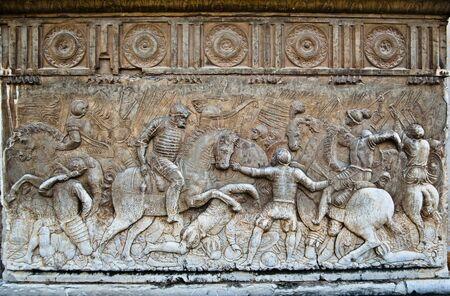 carlos: Recessed in the Palacio de Carlos V, Alhambra