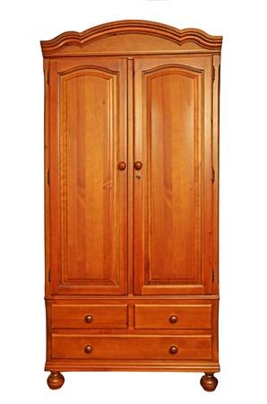 clothes closet: classic wardrobe