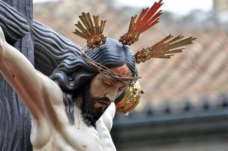 Christ of the Good Death, Granada photo