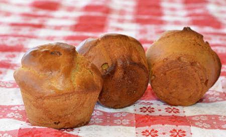 homemade muffins photo
