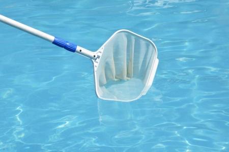 skimming: selector de la superficie de la piscina