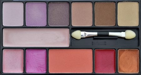female makeup kit photo