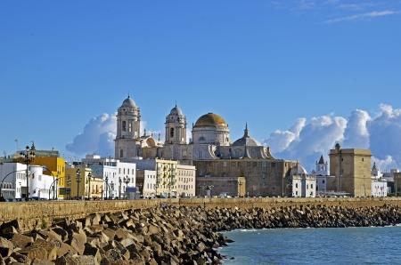 Cathedral in Cadiz, Spain