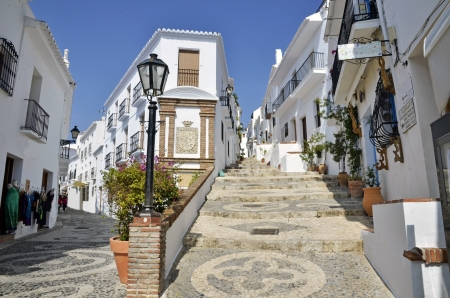 Frigiliana, Andalusia, Spain photo