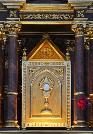 Catholic Church Tabernacle, Andalusia, Spain