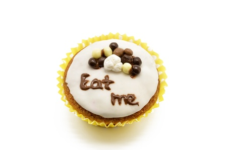Cupcake, eat me photo