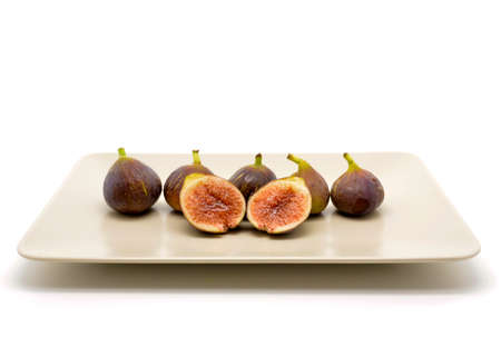 Fresh figs photo