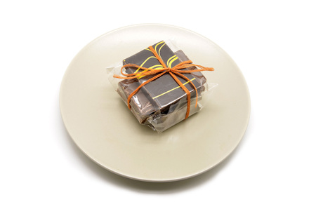 endorphines: bag of chocolates