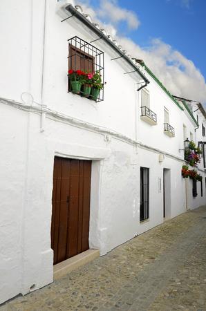 Street in Priego de Cordoba photo