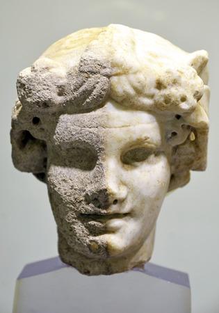 Head of Bacchus photo