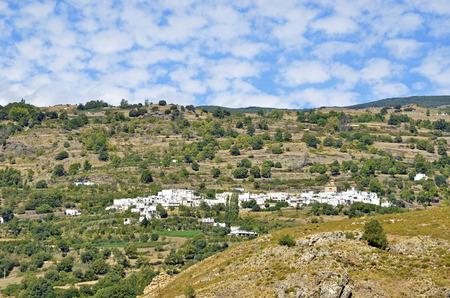 alpujarra: Alcutar (Berchules) in La Alpujarra Stock Photo