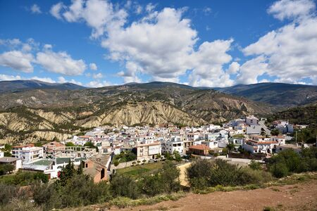 alpujarra: Alcolea, Small village in the Alpujarra, Almeria