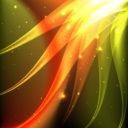 Shiny abstract background. Vector illustration