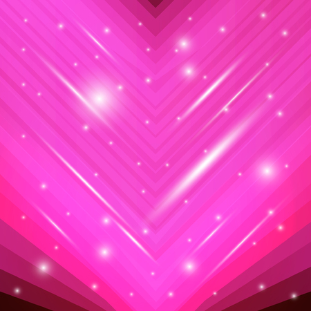 Shiny pink background