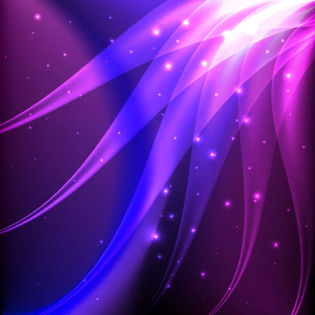 Shiny abstract background