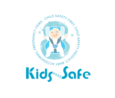 belt up: kids safe, baby safety seat product icon