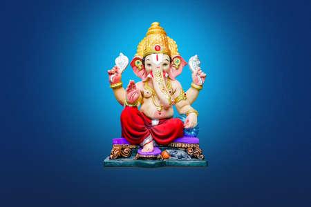 Lord Ganesha , Ganesh festival Stock Photo