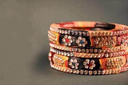 Indian Lac bangles, Indian Traditional jewelry
