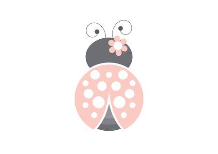 ladybug: Cute ladybug