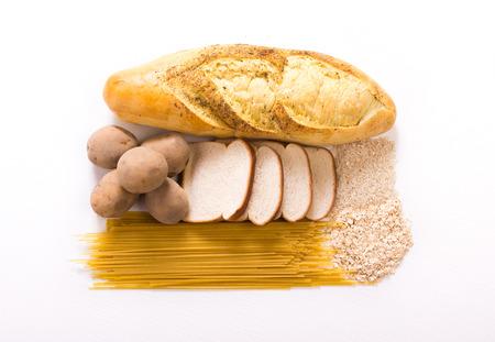 Group of Carbohydrates 版權商用圖片 - 56556284