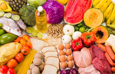 Healthy Food Foto de archivo