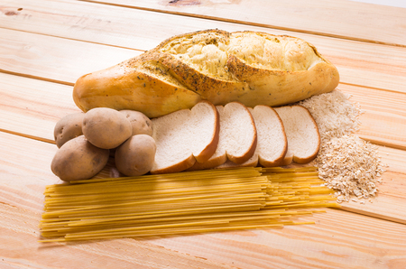 Group of carbohydrates for diet