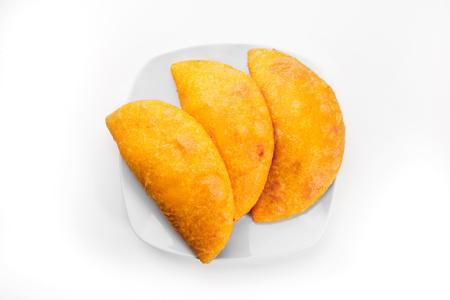 South American meal, empanadas Stock Photo - 105102765
