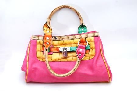 sac de femme rose
