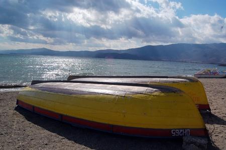 lake ohrid,macedonia Stock Photo