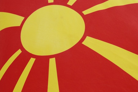 macedonia: Macedonia Flag