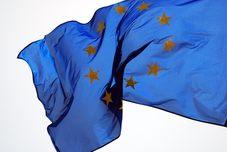european flag Stock Photo - 13457922