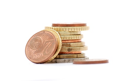 euro coins Stock Photo - 13456586