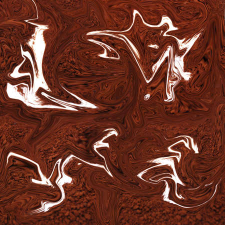 wavy chocolate background photo