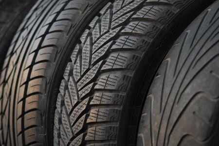 tires,close up photo