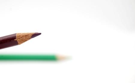brown pencil Stock Photo - 13597459