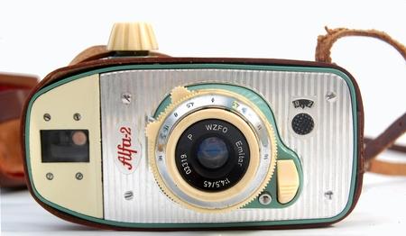 Camera Alfa 1962-1964