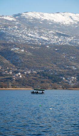 lake ohrid, macedonia photo