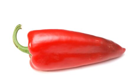 perfect red paprika photo