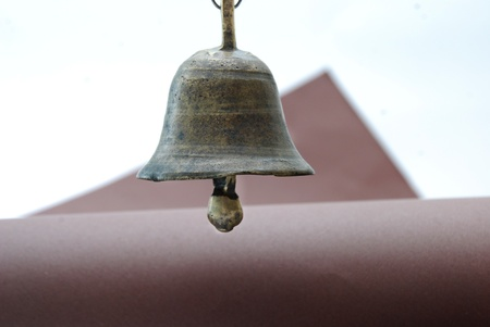 knell: hand bell