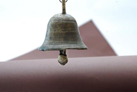 reverberate: hand bell