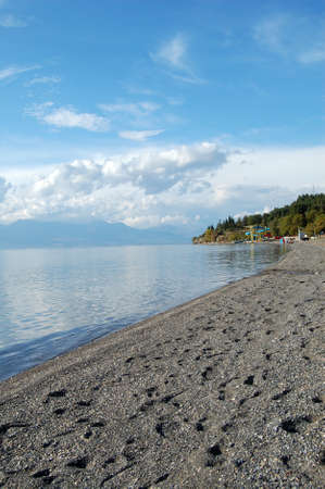 lake ohrid,macedonia photo
