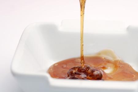 flowing honey  Stock Photo - 15975811