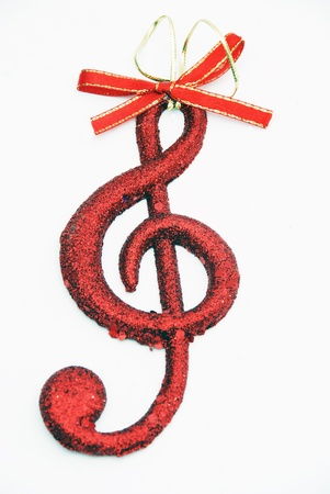 new year music note,Christmass background photo