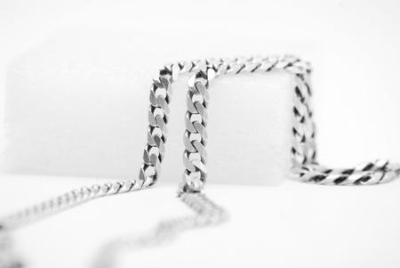 silver chain photo