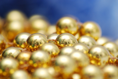 yellow pearls photo
