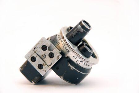 viewfinder: mirino per macchina fotografica dell'annata Archivio Fotografico